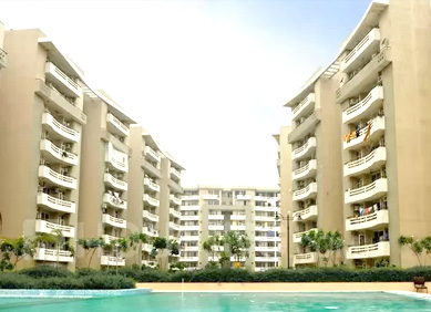 modern residential apartments in Delhi